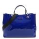 SHOPPING BAG - 84352-BLU NAVY FUX