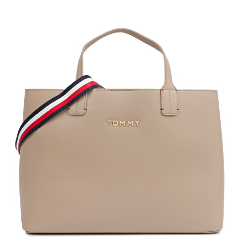 ICONIC TOMMY SATCHEL